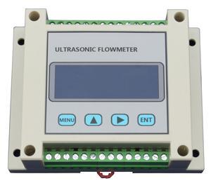 Low Cost Ultrasonic Flow Meter