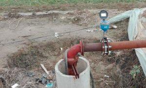 Ultrasonic Irrigation Flow Meter