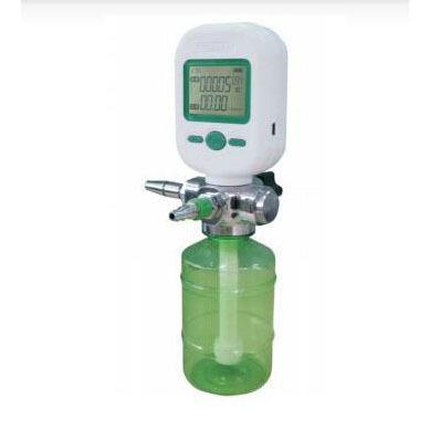 Digital Oxygen Flow Meter O2 Sensor for Medical Tank Cylinder