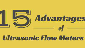 15 Advantages of Ultrasonic Flowmeter Make it Unique