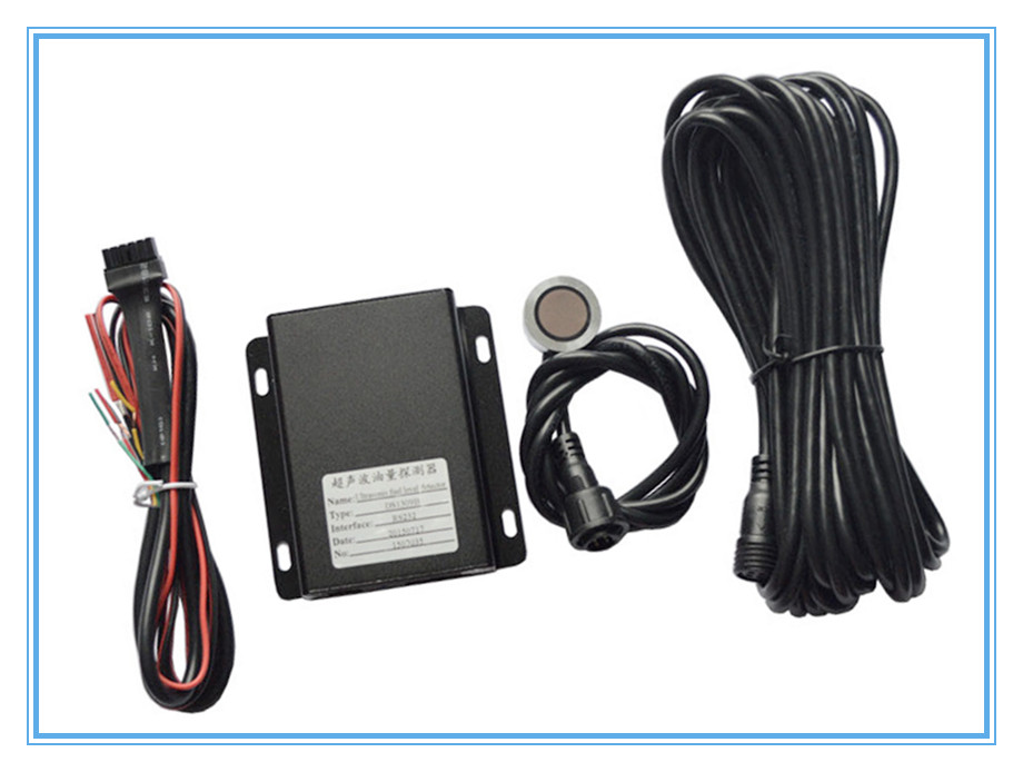 GPS Ultrasonic Fuel Level Sensor,Digital Tank Oil Gauge