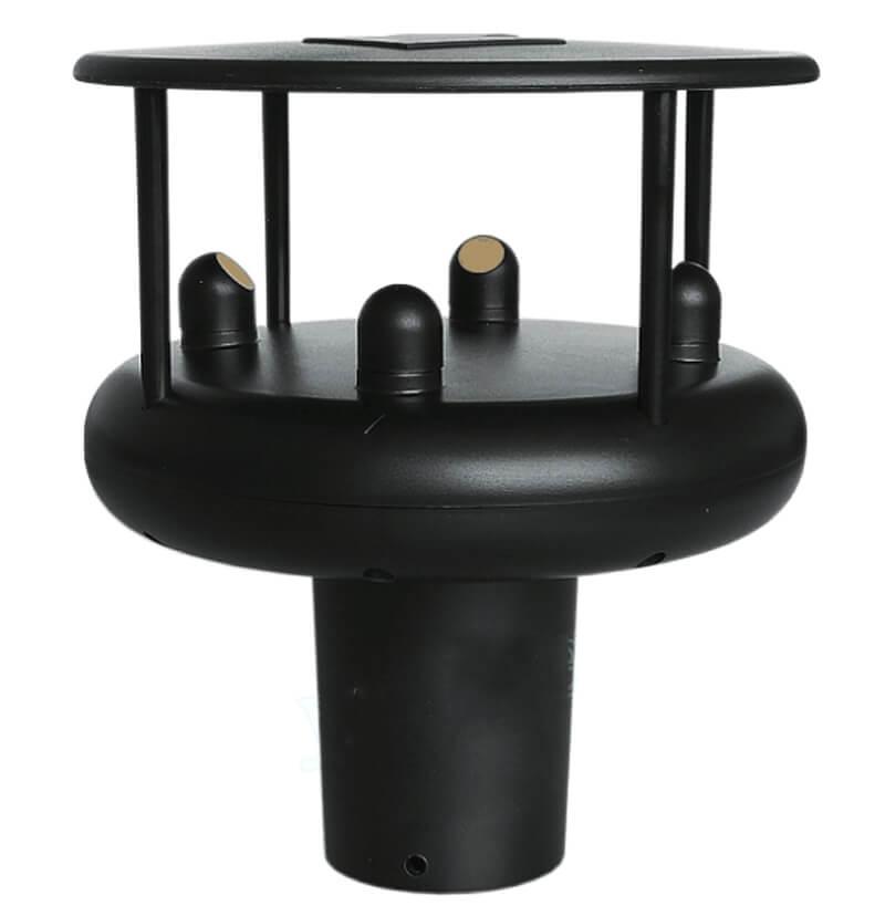 Ultrasonic Anemometer Wind Speed Direction Sensor Gauge