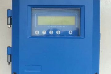 Clamp On Ultrasonic Flow Meter